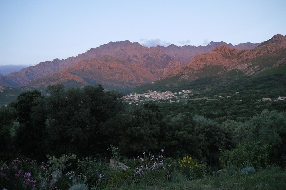 Chambre du0026#39;hu00f4tes Corse - Calenzana